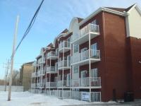 Projet domiciliaire commercial à Rivière-des-Prairies