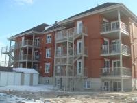 Projet domiciliaire commercial à St-Hubert