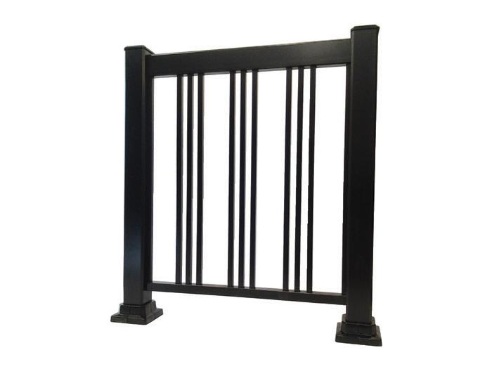 Rampe aluminium Triple - Balcons Verdun