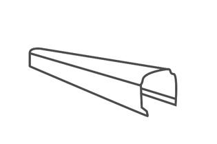 Aluminium railing Handrails - Balcons Verdun